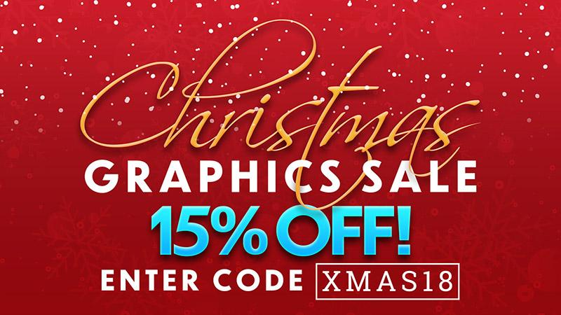 Christmas Graphics Design (5hr)